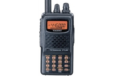 FT-60R Yaesu Handheld Ham Radio