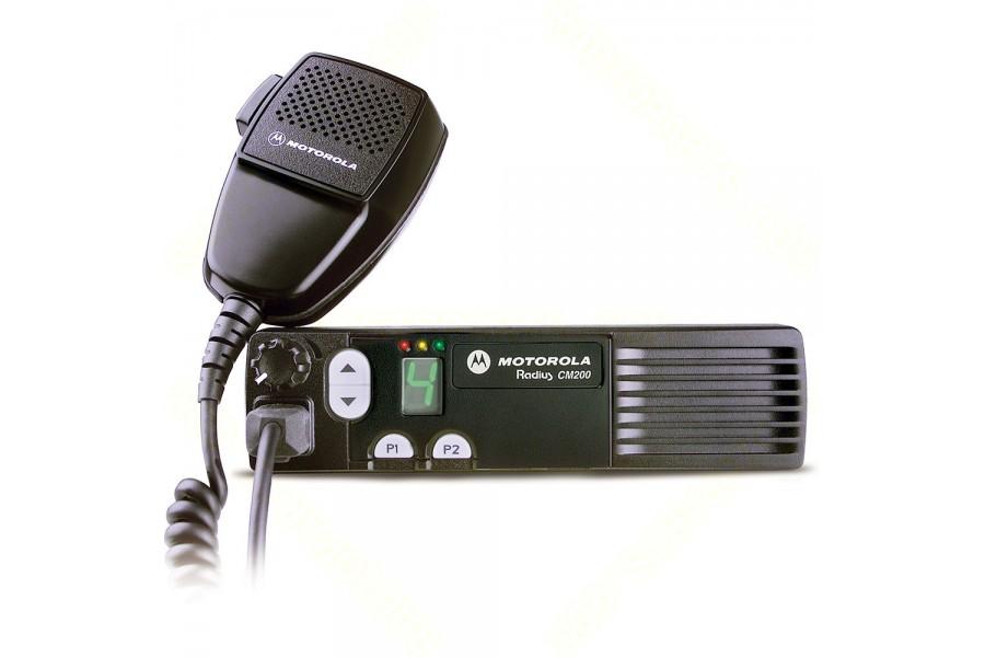 Motorola RLN6469 Low Profile Mounting Bracket for CM Series Mobile Radios