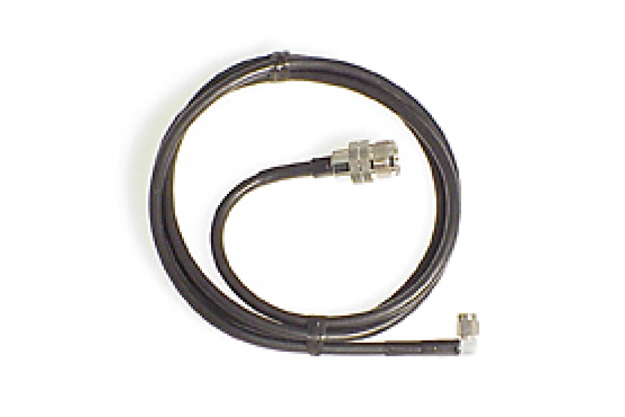 Diamond Antenna C104SMA Extension Cable, UHF Female to right angle