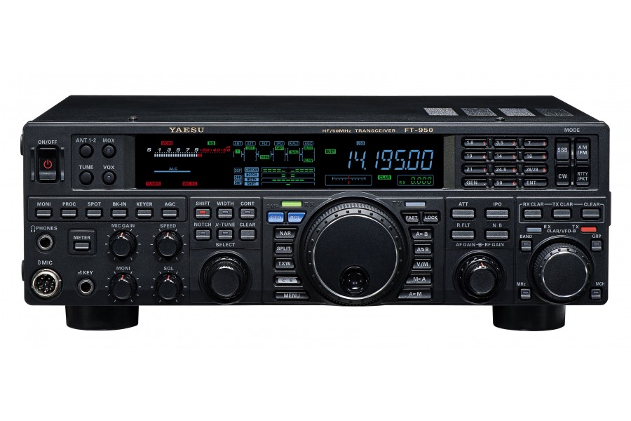 Yaesu ft 950 hf50 mhz base transceiver hf transceiver gumiabroncs Image collections