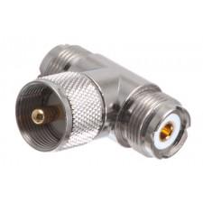 RCS-8V HF to VHF/UHF Remote Coax Switch